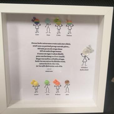 unikatni pokloni za tete i učiteljice by mia