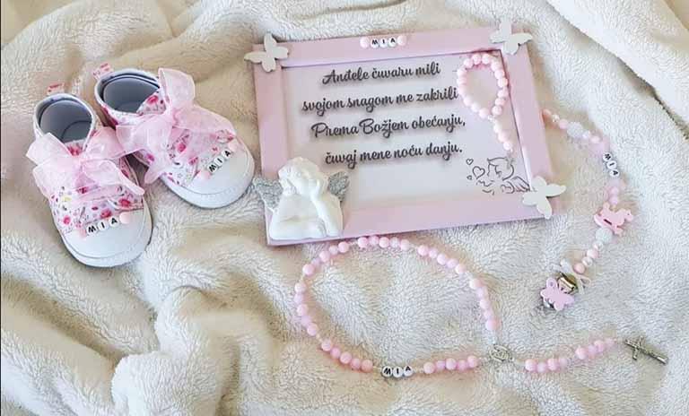 unikatni pokloni za rođenje djeteta by mia